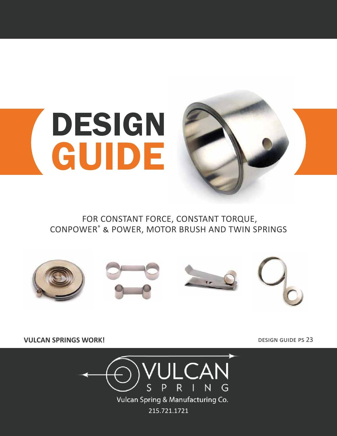 Free Guide by Vulcan Spring & Mfg  Co  - issuu