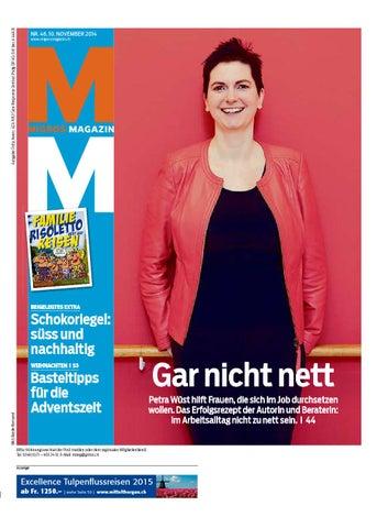 235ccf327c1b Migros magazin 46 2014 d os by Migros-Genossenschafts-Bund - issuu