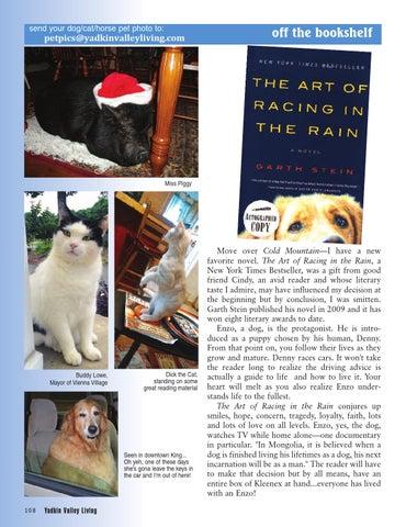 Yadkin Valley Living Nov December 2014 By Magazine