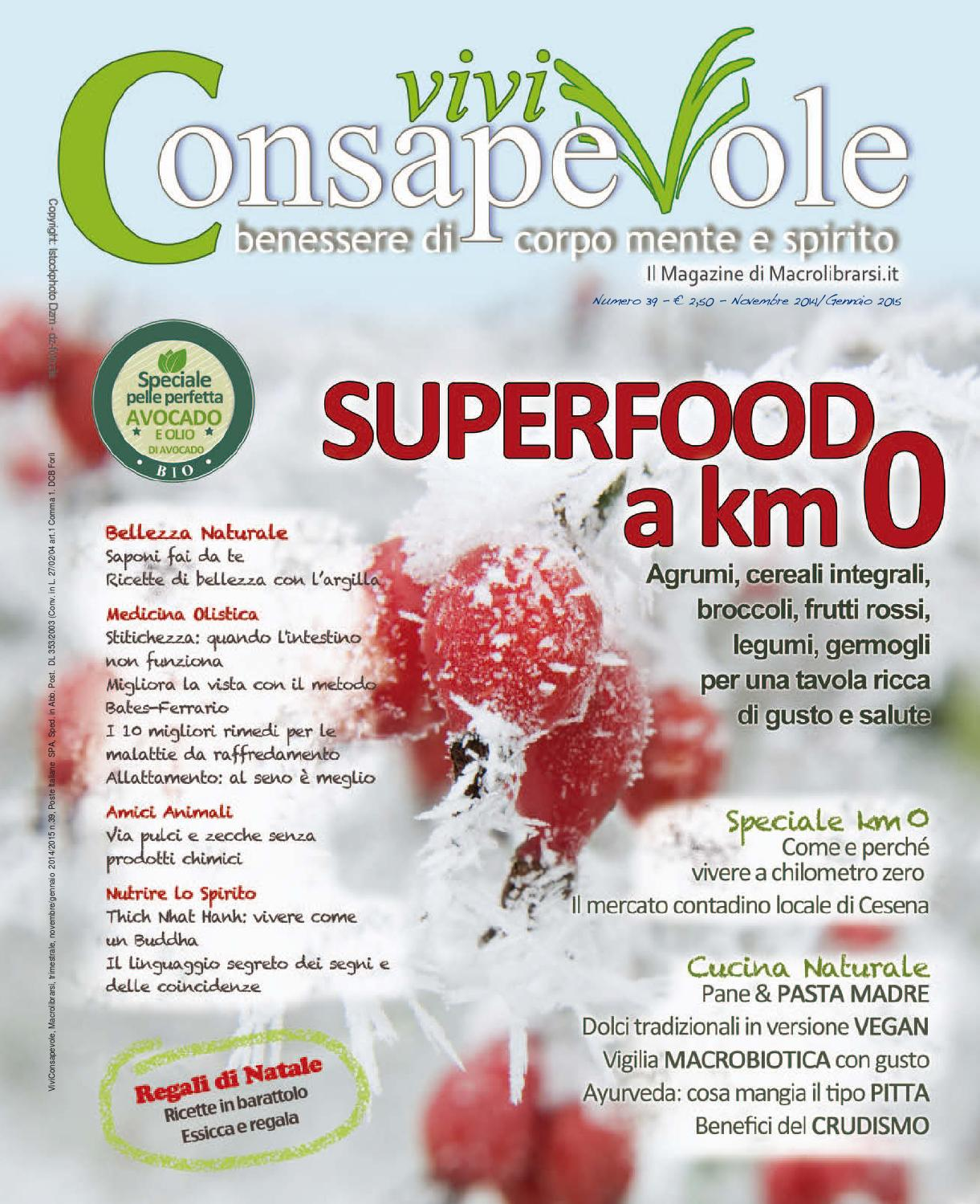 Vivi Consapevole 39 - Lato rivista by Macrolibrarsi - issuu 5880433a42e