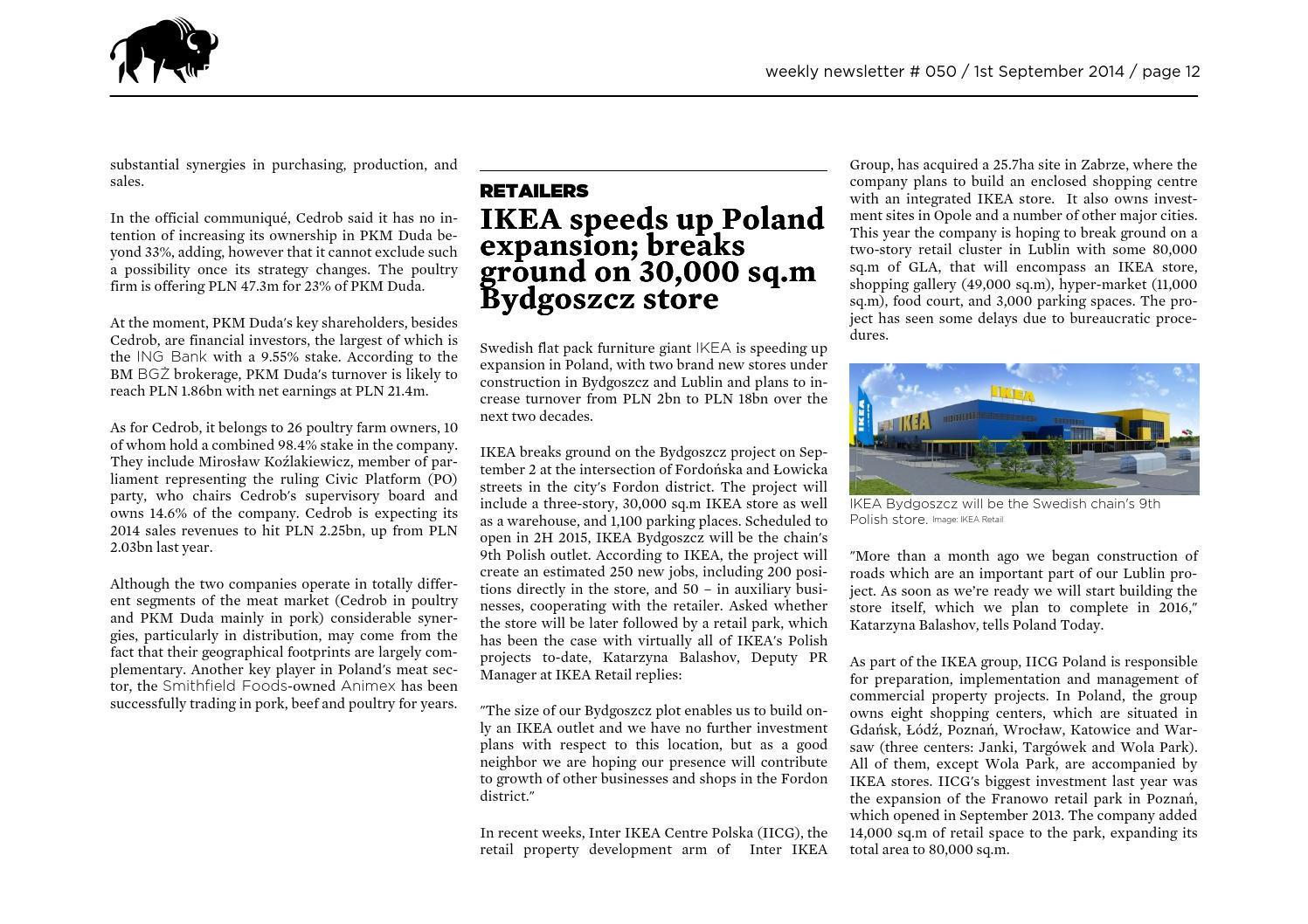 Poland Today Business Review+ No  050 by Poland Today Business