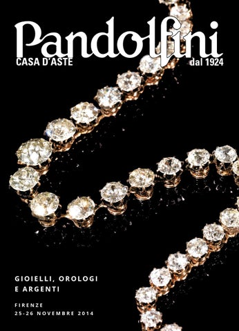 gamma completa di specifiche raccolto presa all'ingrosso Asta di Argenti, Gioielli ed Orologi by Pandolfini Casa d ...