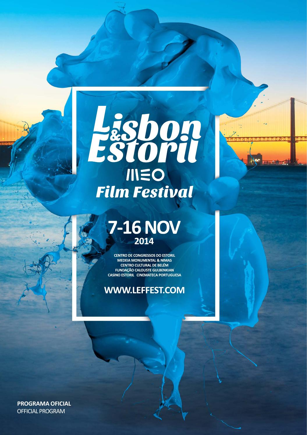 a5ac4d63272 Catálogo Lisbon   Estoril Film Festival 2014 by Lisbon   Estoril Film  Festival - issuu