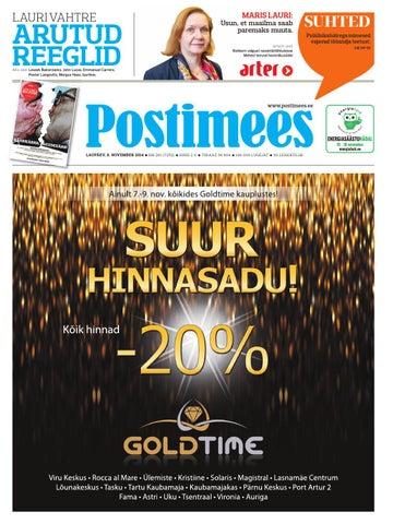 693114de88c Postimehe paberleht 08 11 2014 by Postimees - issuu