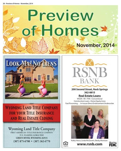 Preview of homes color tab by green river star issuu for Sweetwater affiliate program