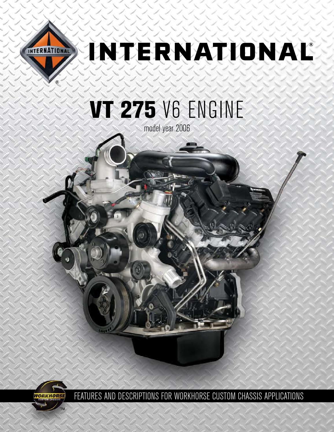 international vt 275 2006 engine catalog 4 20 06 by jhonatan león international vt 275 2006 engine catalog 4 20 06 by jhonatan león issuu
