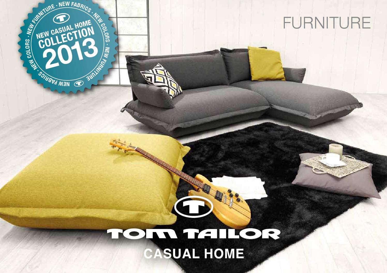 tom tailor casual home by issuu. Black Bedroom Furniture Sets. Home Design Ideas
