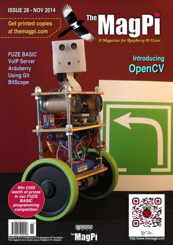 The MagPi Issue 28