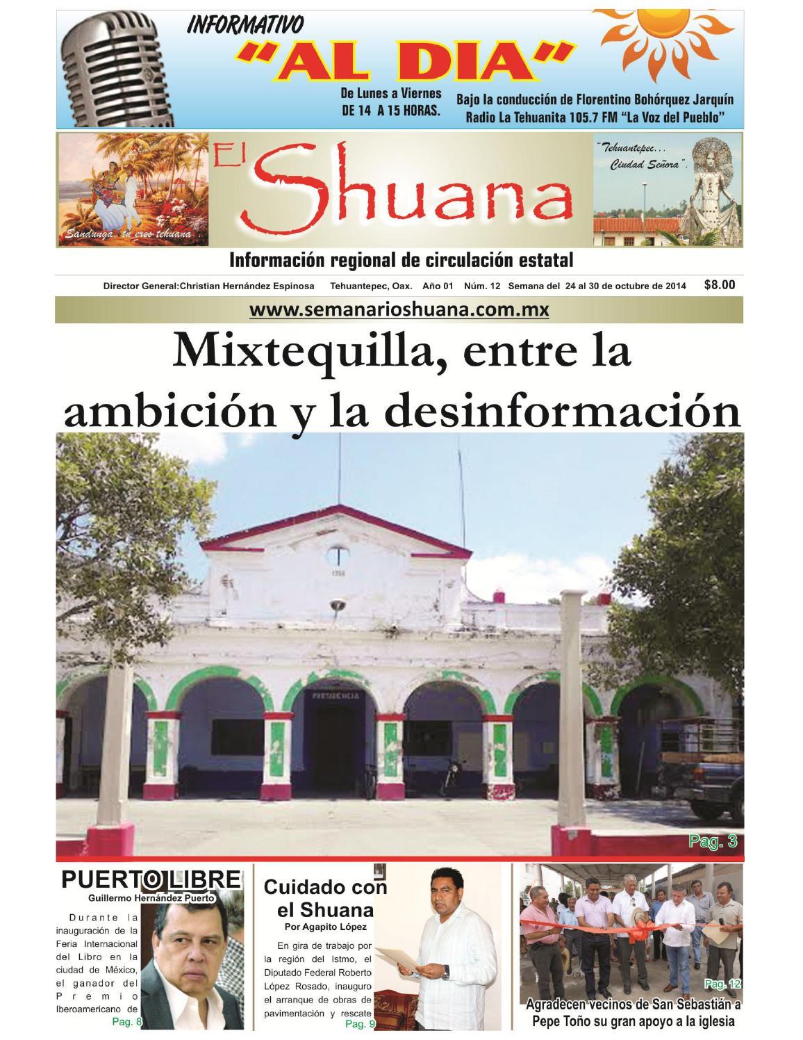 El Semanario By Shuana No12 Issuu 0wvm8nOPyN