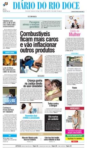 78944d5e7a701 Diário do Rio Doce - Edição de 09 11 2014 by Diário do Rio Doce - issuu