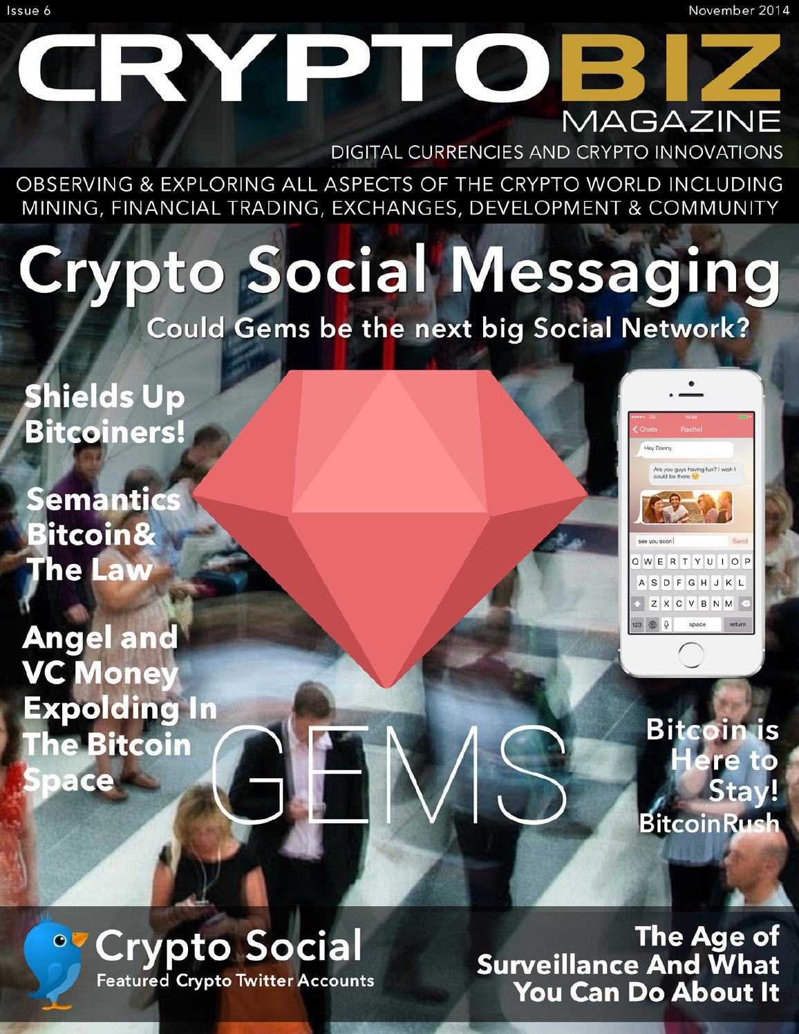 cryptocurrency magazine subscription