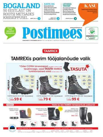 0b727763e32 Postimees 10 11 2014 by Postimees - issuu
