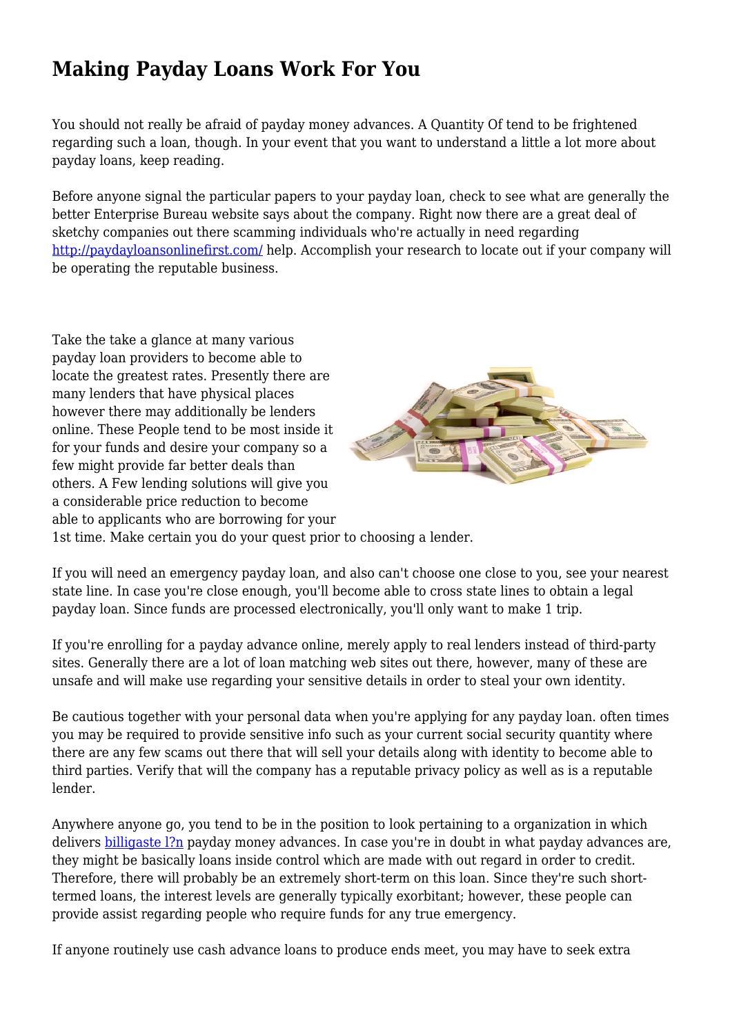 Sorensens loans till payday image 3
