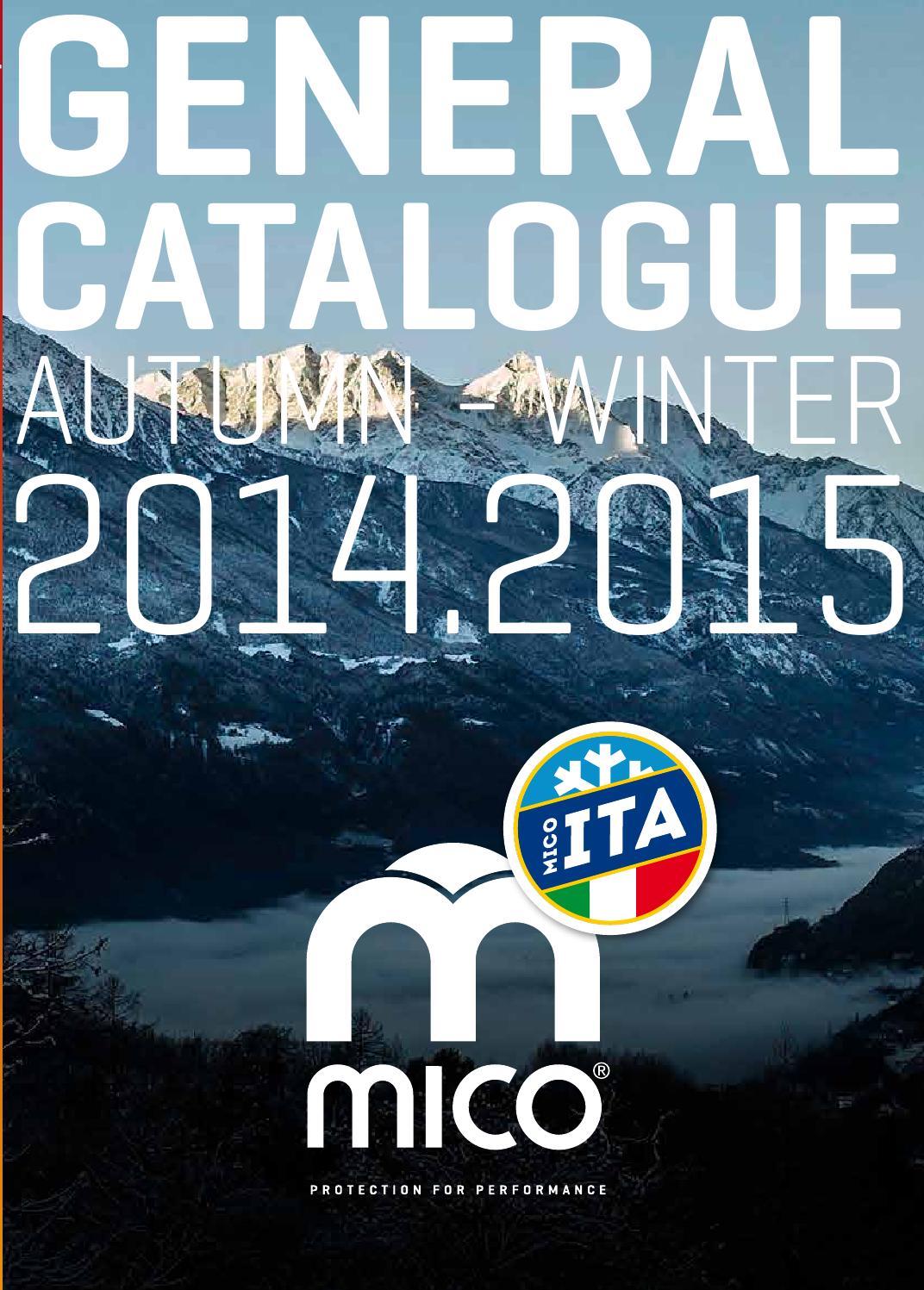 MICO Calza Ski Official ITA