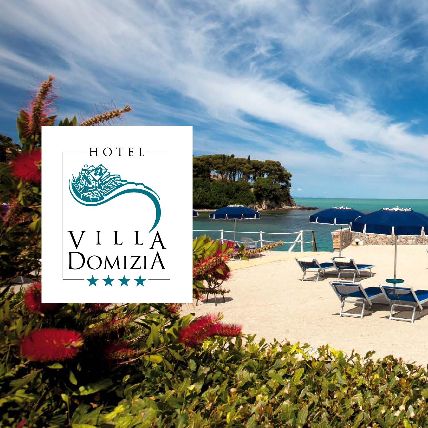 Hotel Villa Domizia  Your Charming Experience In Tuscany