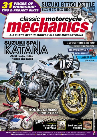Classic motorcycle mechanics december 2014 by mortons media group page 1 fandeluxe Gallery