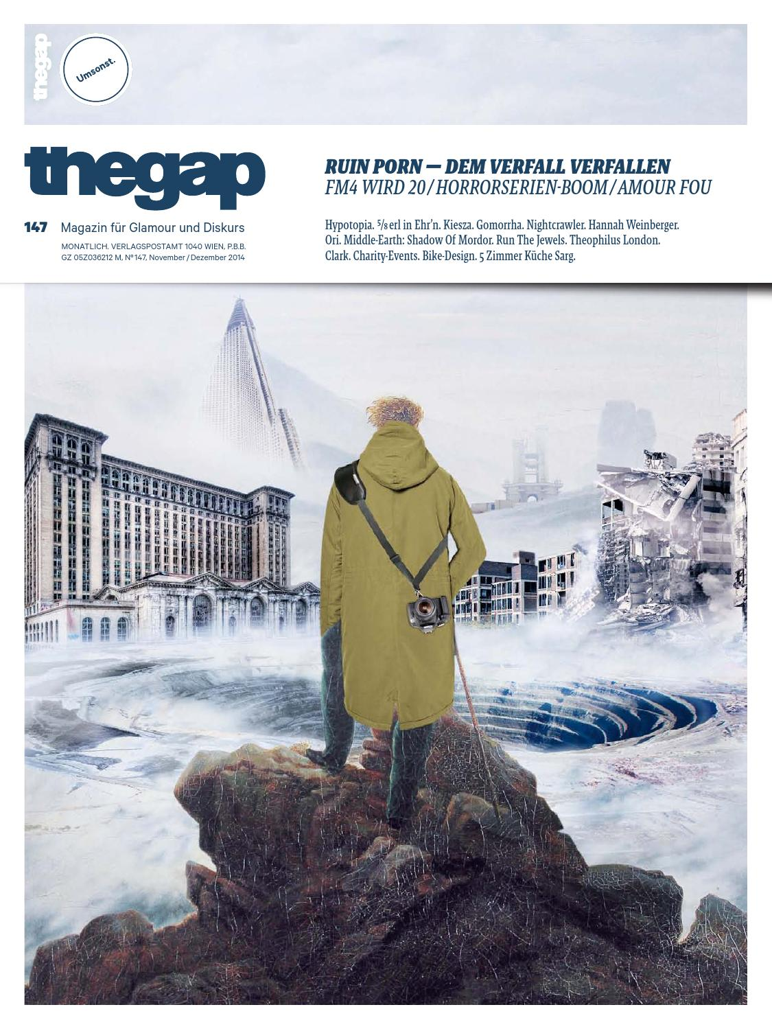 The Gap 147 by Monopol Medien GmbH - issuu