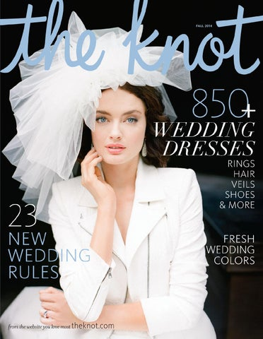 528d3e0bd8 The Knot Fall 2014 by The Knot - issuu