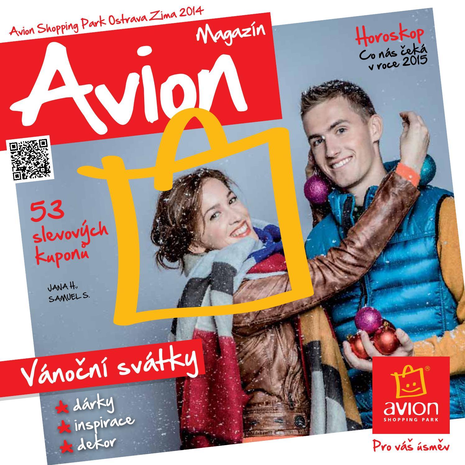 c7cb60b7f7f AVION Ostrava magazín