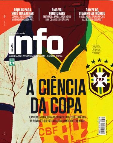 bdefb53dce MAI - 341 by Revista INFO - issuu