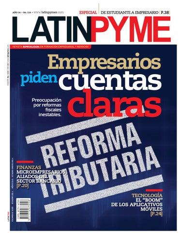 Edición Latinpyme No. 114