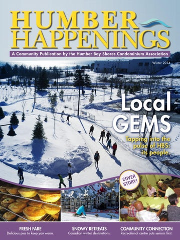 c9f9e42fd Humber happenings 7 4 winter 2014 by Media Matters - issuu