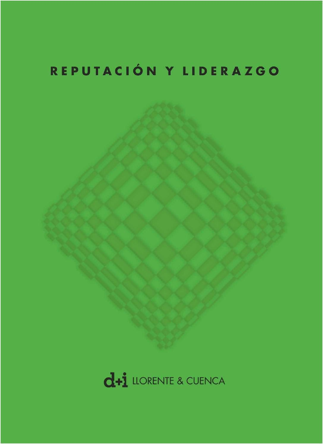 Reputacion liderazgo by Campus Virtual UMAD - issuu