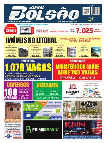587 by Bolsão Jornal - issuu a29aed7f1fcf9