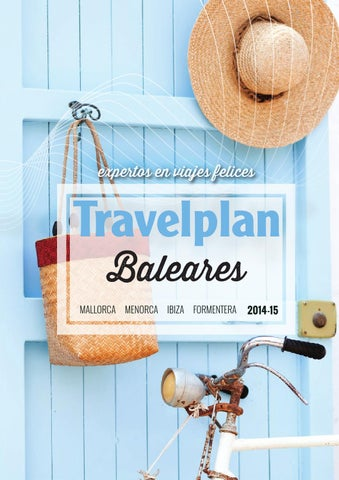 Travelplan Baleares 2014-15 by Globalia - issuu 6c54fa03698