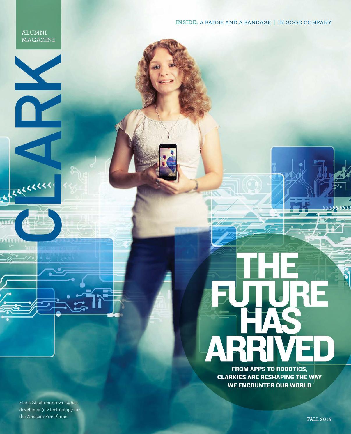 d228db7e1048 Clark magazine fall 2014 by Clark University - issuu