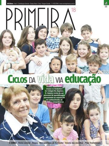 5fce58d229 Revista Primeira · 18 · 2014 by Revista Primeira - issuu