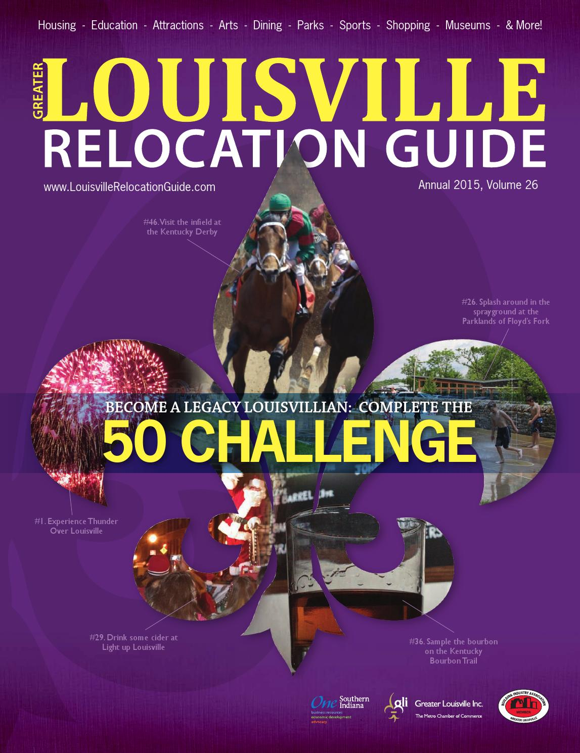 2015 greater louisville relocation guide by building industry association of greater louisville issuu
