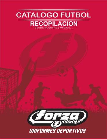 CATALOGO FUTBOL RECOPILACION DESDE NUESTROS INICIOS.... UNIFORMES DEPORTIVOS 331245dec36ab