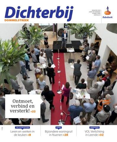 Dichterbij Rabobank Dommelstreek 4-2014 by Rabobank Dichterbij - issuu