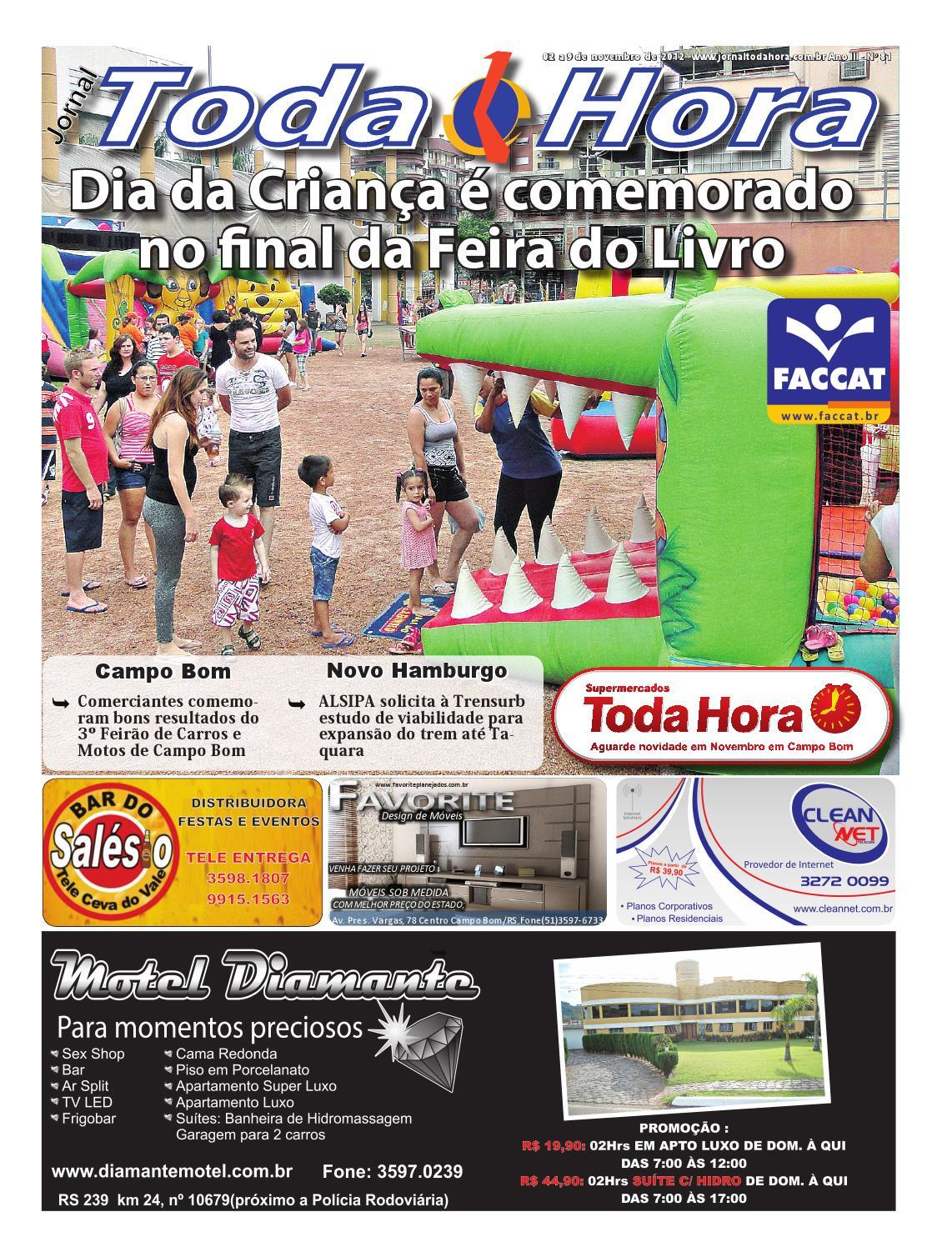 9e65cab3f NOVEMBRO 2012 1 by Jornal Toda Hora - issuu