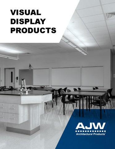 ajw visual display productstom butler - issuu