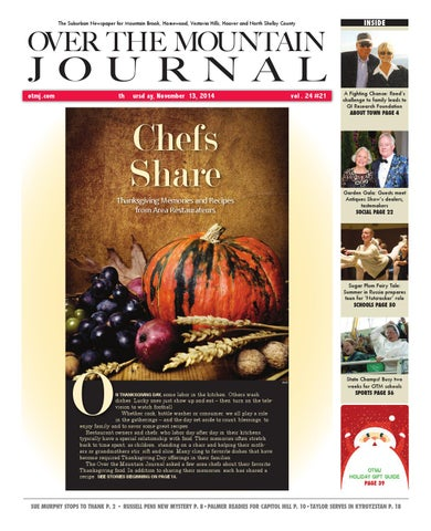 November 13, 2014 By Over The Mountain Journal   Issuu