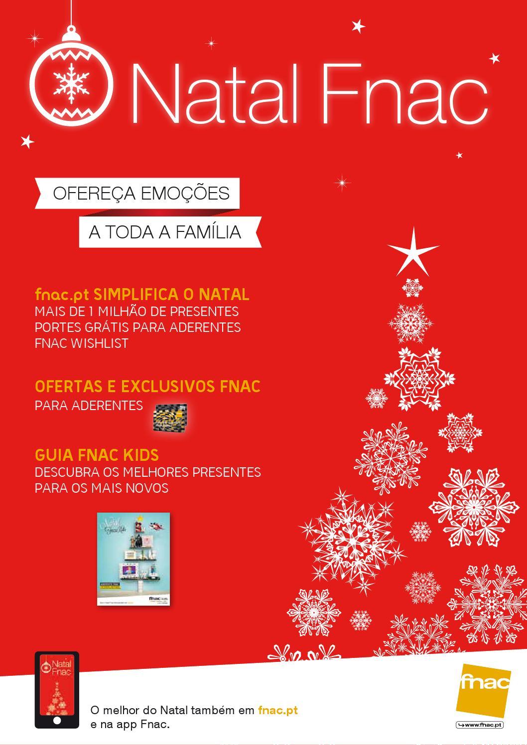 Publicação Natal Fnac 2014 By Fnac Portugal Issuu
