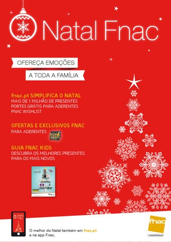 93c9bb37460 Publicação Natal Fnac 2014 by Fnac Portugal - issuu
