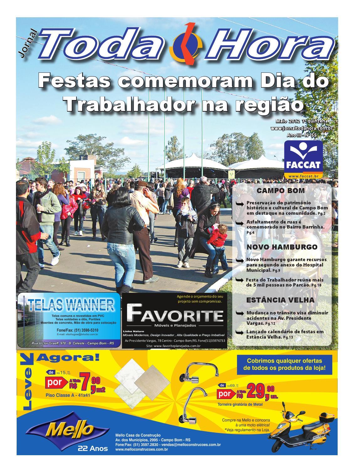 f22b3f2e1 MAIO 2012 1 by Jornal Toda Hora - issuu