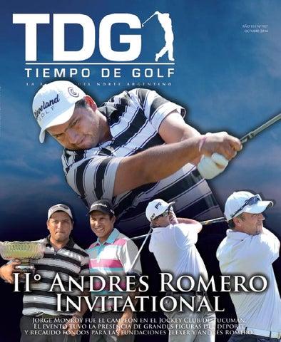 Tiempo de Golf – Revista Nº107 by Tiempo de golf - issuu f7399819c36