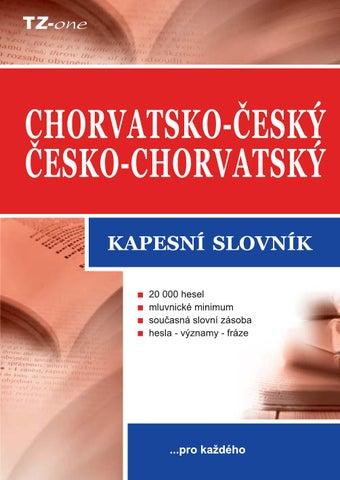 80e1ae00639 Kapesní slovník anglicko-český