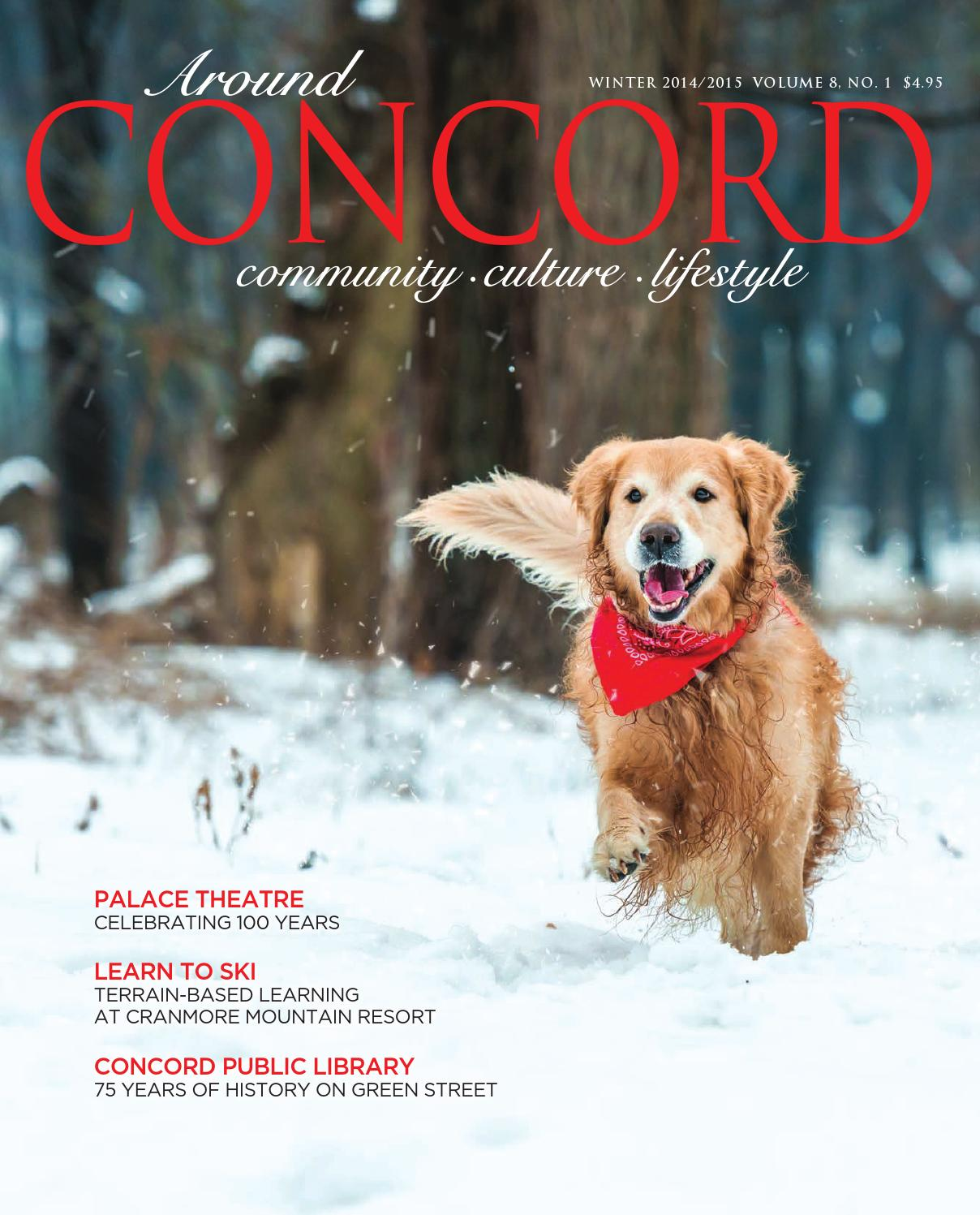Around Concord Magazine - Winter 2014 by Around Concord Magazine - issuu