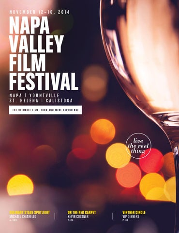 55c31bb3461 Napa Valley Film Festival Program Guide 2014 by Napa Valley Film ...