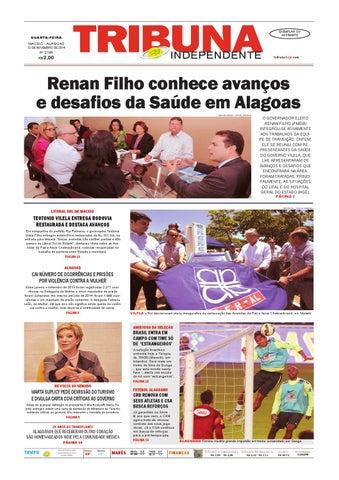 f711a6f3d039e Edição número 2196 - 12 de novembro de 2014 by Tribuna Hoje - issuu
