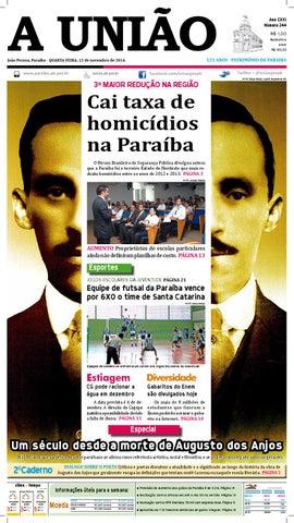 ea4720ebb71 Jornal A União by Jornal A União - issuu