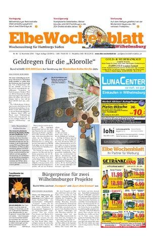 Wilhelmsburg Kw46 2014 By Elbe Wochenblatt Verlagsgesellschaft Mbh