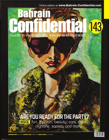Bahrain Confidential November 2014 By Arabian Magazines