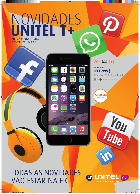 Unitel T+ - issuu