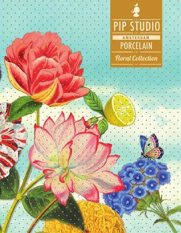 d642a829b97 Floral collectieboek porselein by ESSENZA HOME - issuu